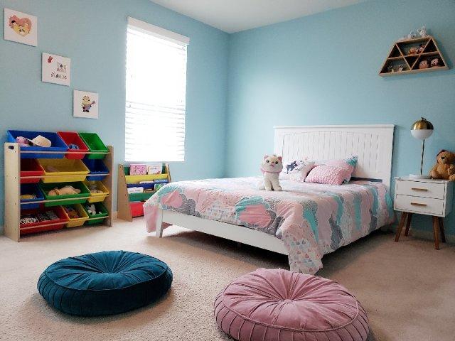 如何打造温馨舒适的儿童房