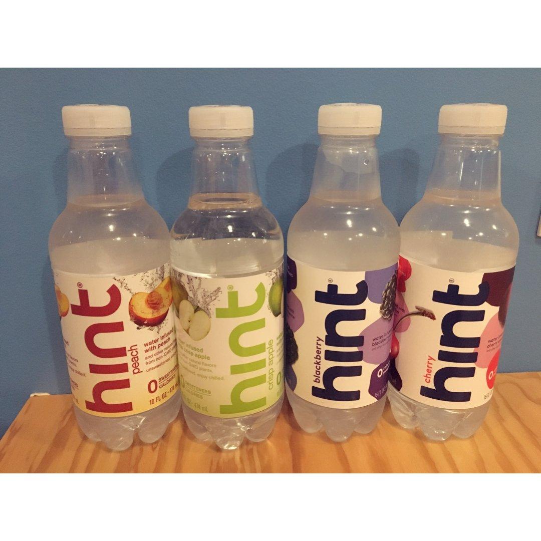 五月#5 Hint 这一年最爱喝的水
