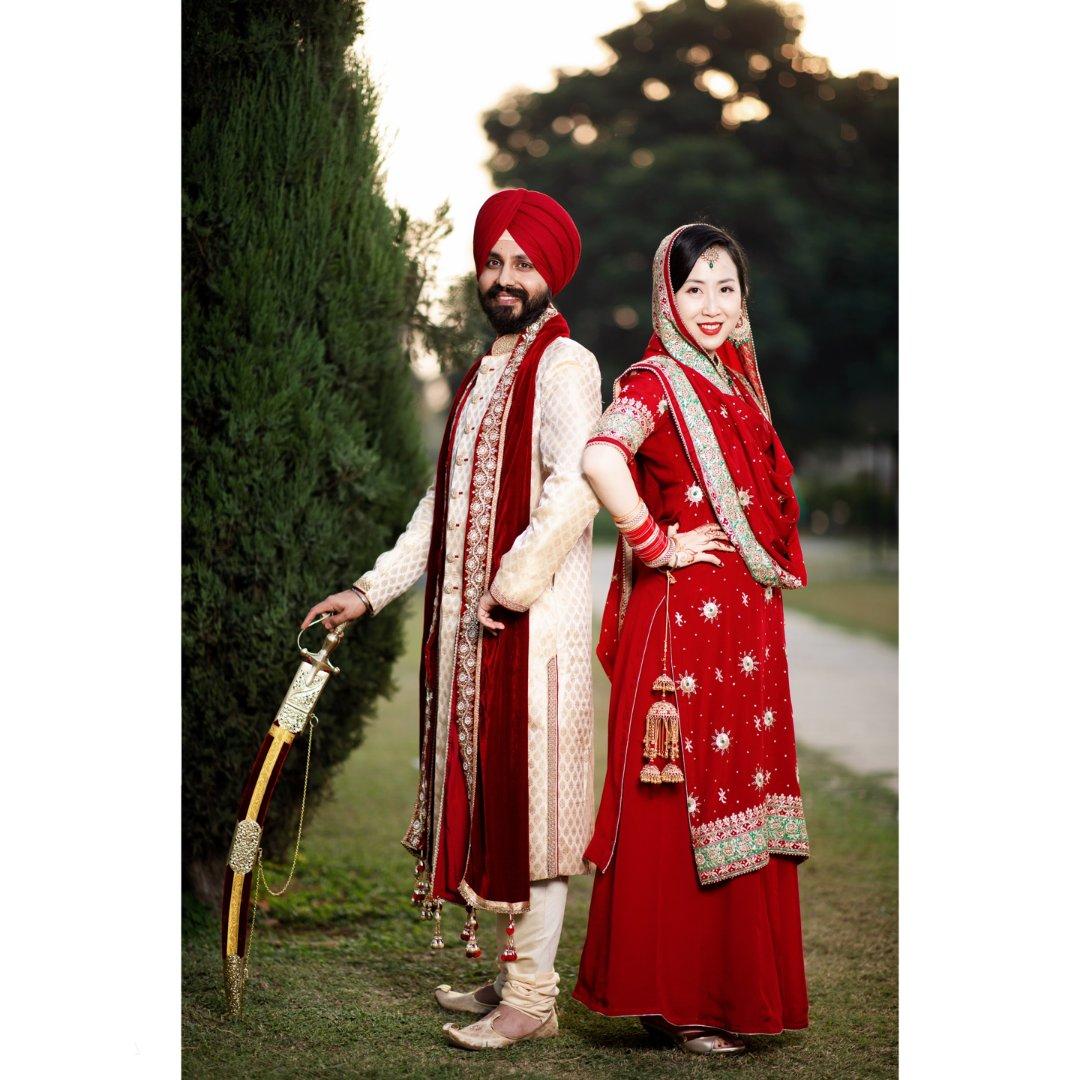 晒晒✨印度✨新娘纸新郎官的装备
