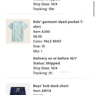 ✅6⃣️件只要$60+/Jcrew衣服开...