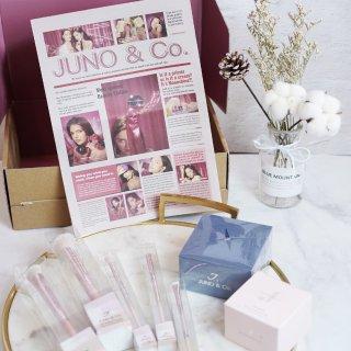 [微眾測]Juno & Co. 帶給我的幸福感😘