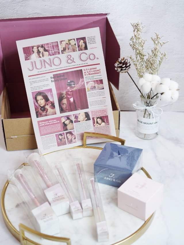 [微眾測]Juno & Co. 帶...