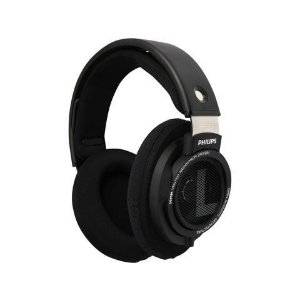 $79.99(原价$159.99)Philips SHP9500 开放式HiFi耳机 - 黑色