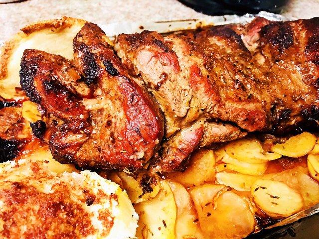 美食攻略 | 手把手教你在家烤!羊!腿!