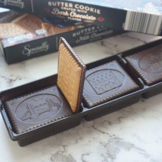 Aldi好吃零食推荐,来自德国的巧克力饼...