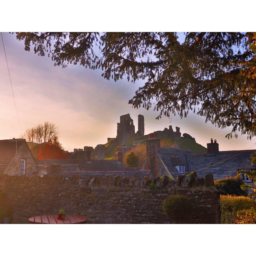 Corfe Castle 科夫堡...