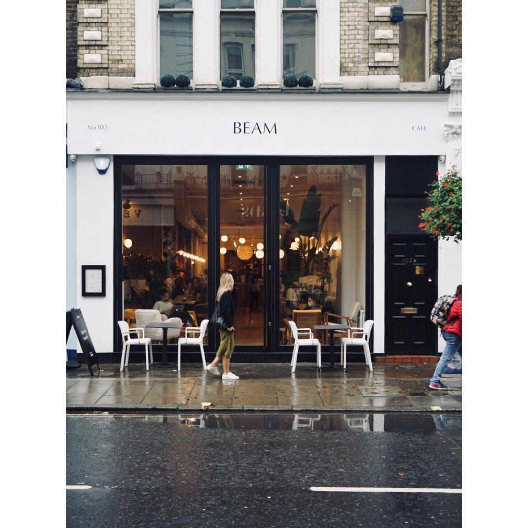 伦敦美食|新开的Beam真的很棒很...