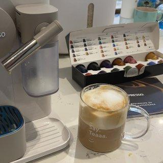 财年折扣Nespresso咖啡机☕️...