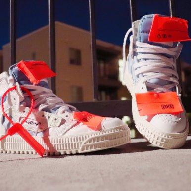 striped 3.0 运动鞋