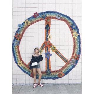 洛杉矶网红墙打卡➕街头穿搭...