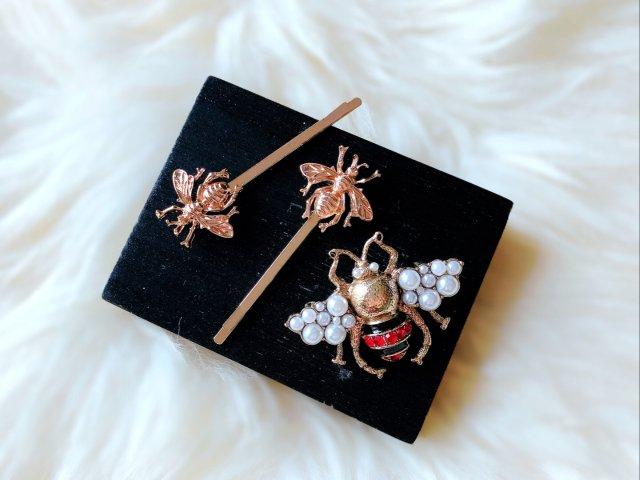 哈哈 昆虫系列饰品