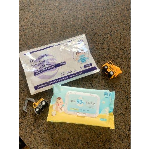 微众测/亚米儿童防疫包