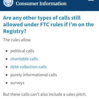 ✅手把手教你在美國如何減少騷擾和推銷電話...