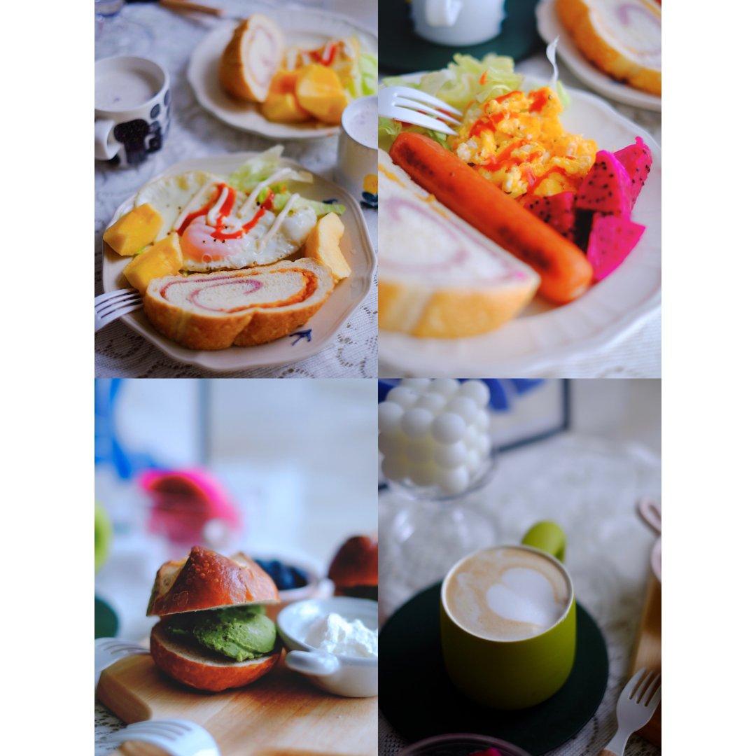 10月早餐总结