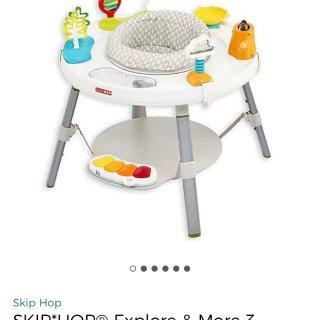 小月龄玩具推荐-SkipHop Acti...