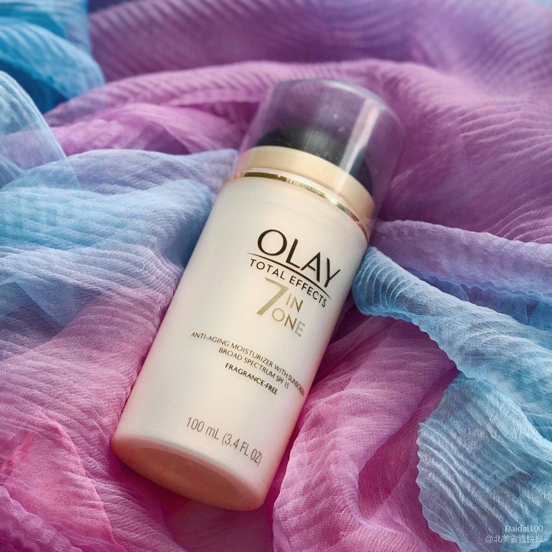 护肤|Olay多效修护霜