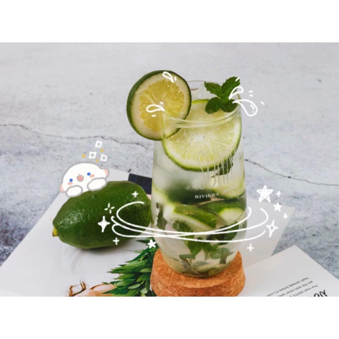 夏日清爽鸡尾酒-mojito