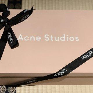 Acne Studios,MONNIER Frères