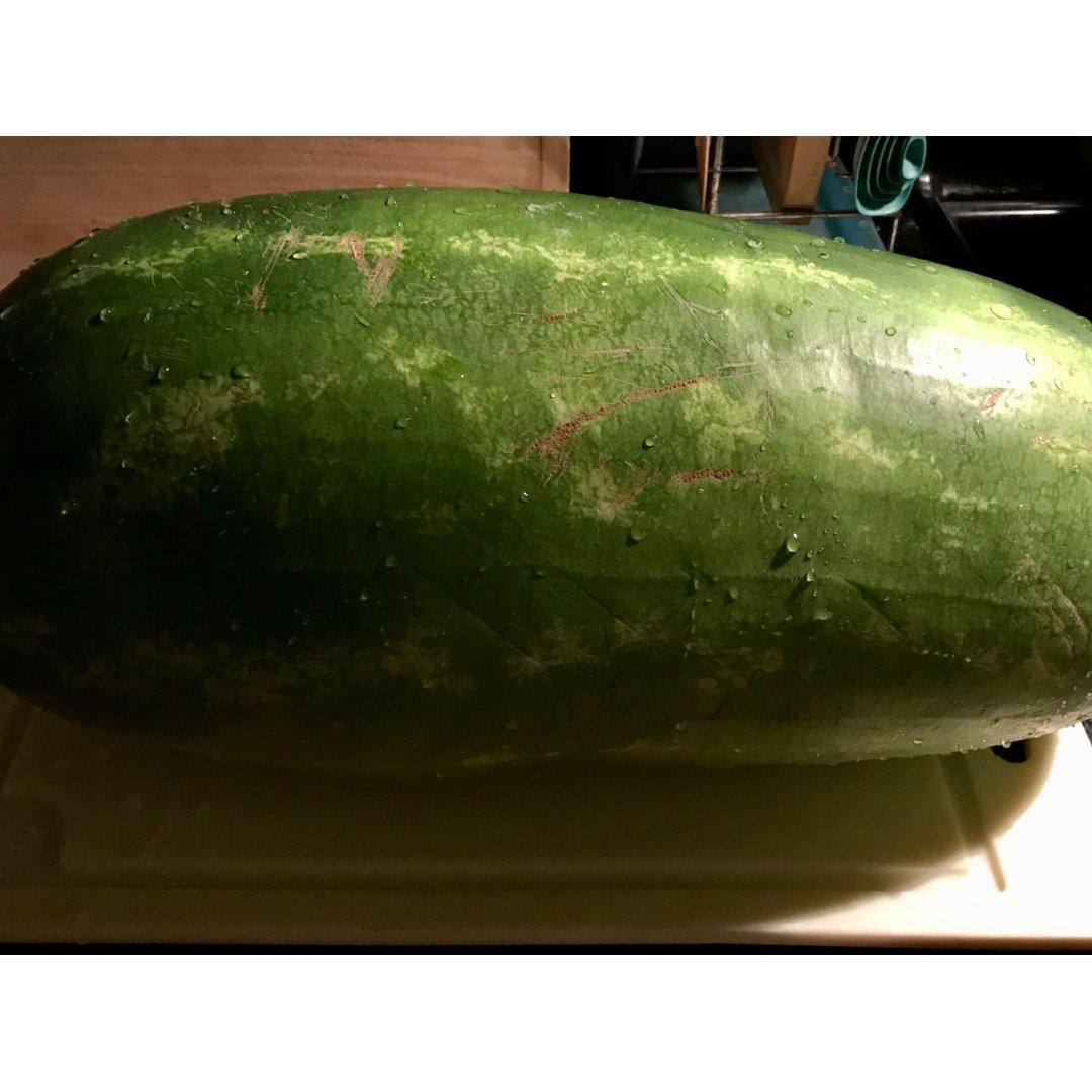 愿望 想吃瓜的时候就能吃上