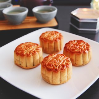 传统广式中秋味🥮【生计云裳小月饼】伴我过中秋