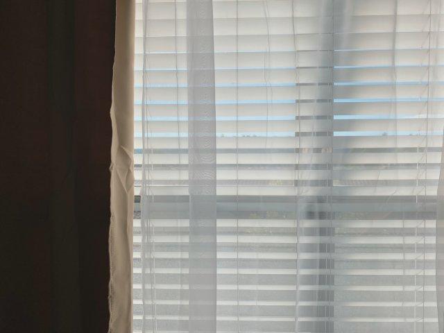 我!终于有窗帘了!|公寓友好不打孔
