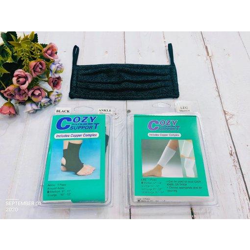 Cozy Support微电流护理服,让你用的舒适又放心~