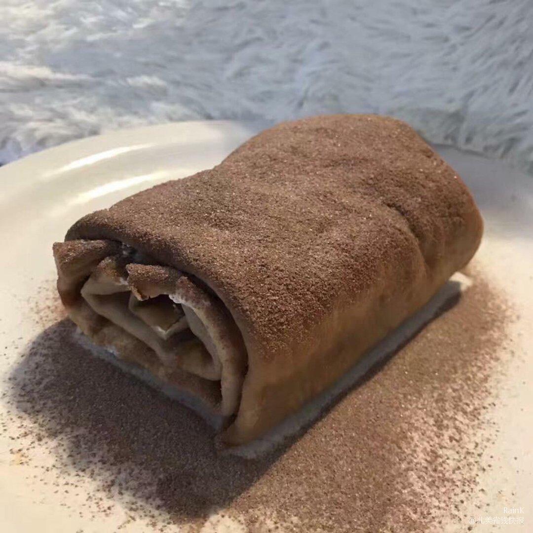 七夕·和甜甜的可可毛巾卷蛋糕過