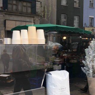 伦敦咖啡|诺丁山新开的咖啡馆...