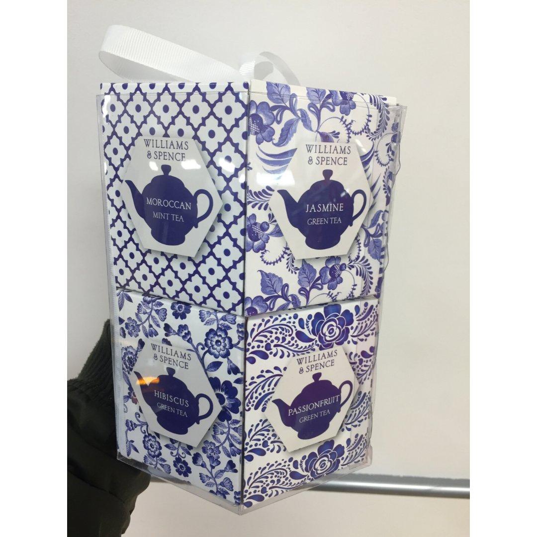 【6-05】Marshalls的茶包套装