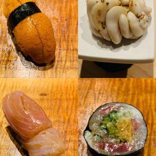 夏威夷Sushi Sho寿司Omakas...