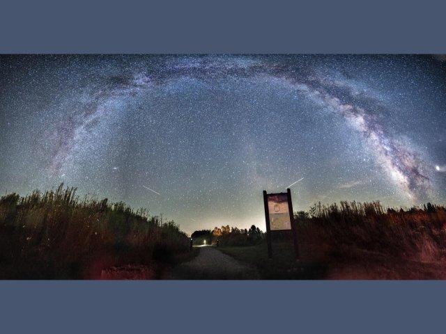 【背景墙】有一种直击心灵的浪漫—银河