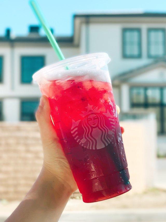 ♥️今日份的甜·红宝石夏日饮品🧚🏻♀️