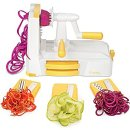 $14 Zestkit Tri - Blade Spiralizer Vegetable Slicer @ Amazon.com