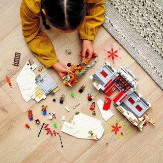 乐高迷一定要蹲!LEGO 《年的故事》8...