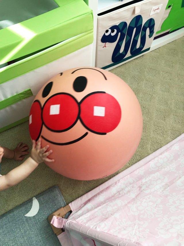 最可愛的大球球