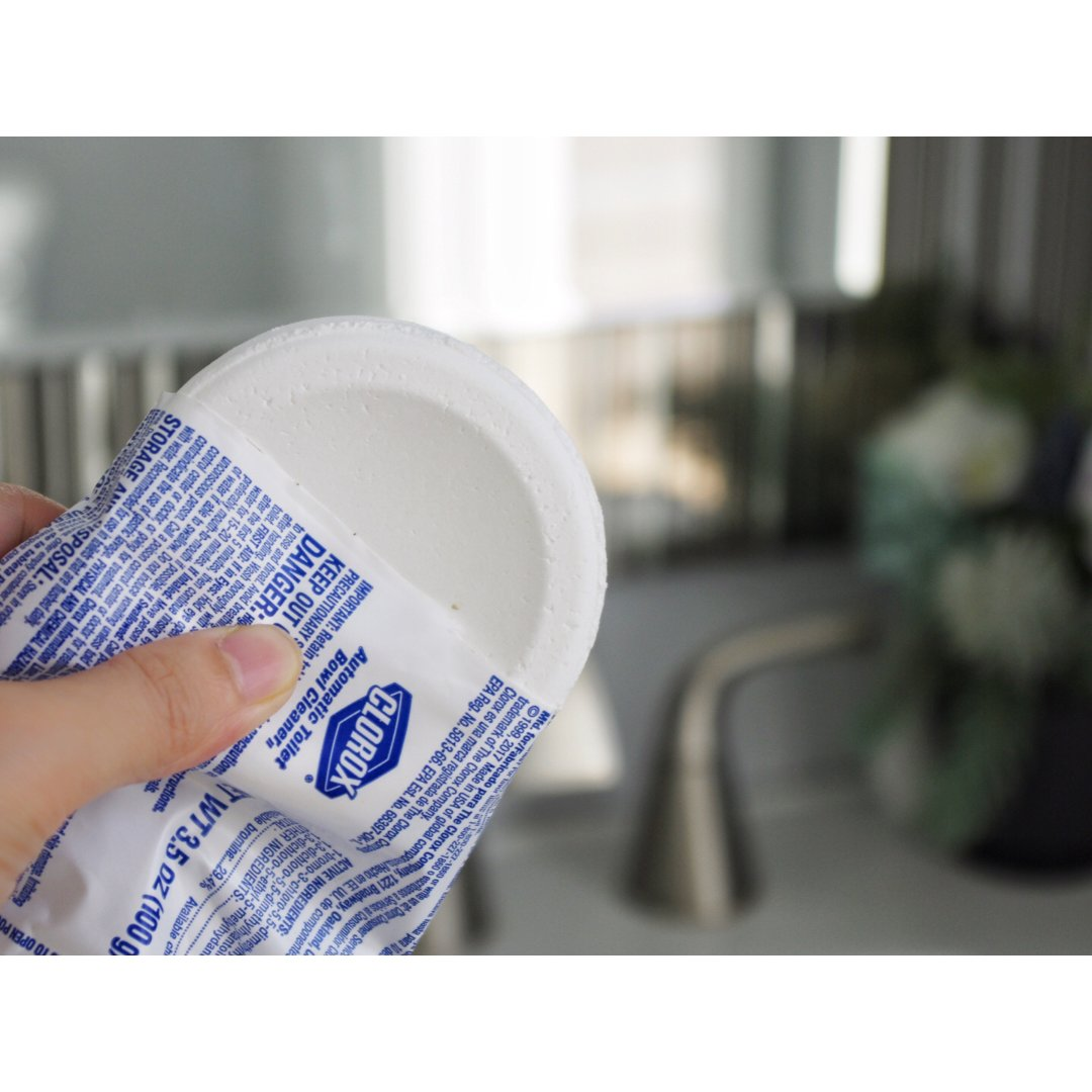 懒人必备!能让你少刷马桶的洁厕泡腾片