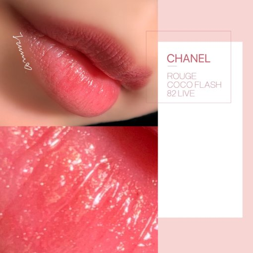 Chanel Rouge Coco Flash 82❤️