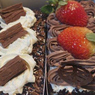 终于在利物浦找到了好吃的小蛋糕🍰...