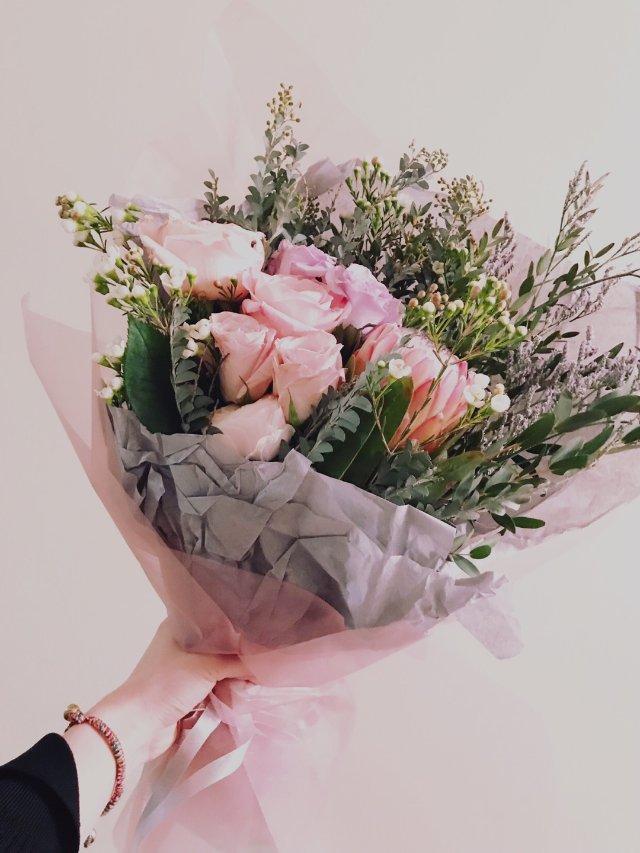 情人节超美花束💓💓💓💓