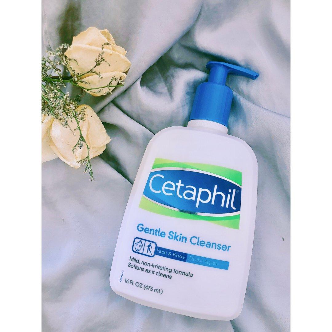 敏感肌的最爱Cetaphil丝塔芙洗面奶