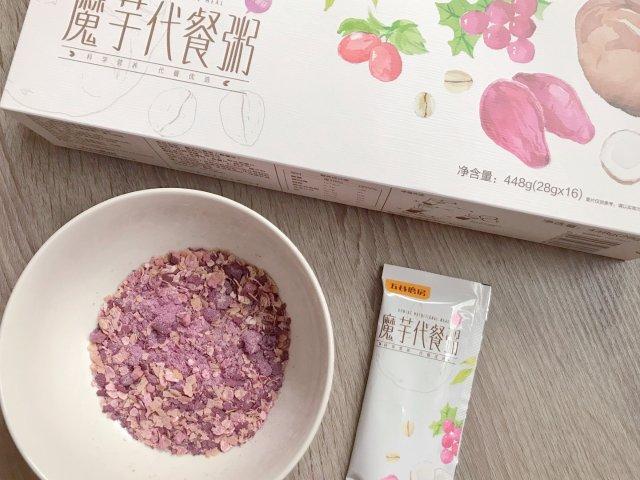 早餐推荐·五谷磨坊魔芋代餐粥