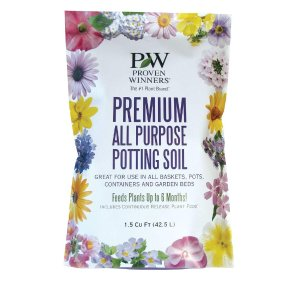 Proven Winners 37.5 Qt. Premium All Purpose Potting Soil-ZZSPRW101ZS0 - The Home Depot