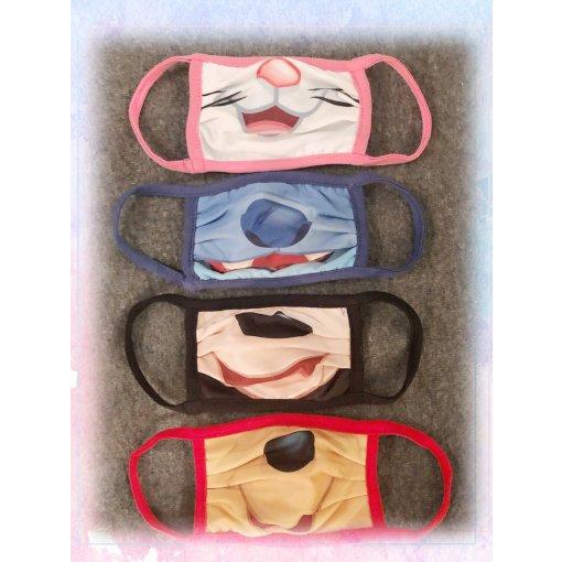超级可爱的Disney口罩