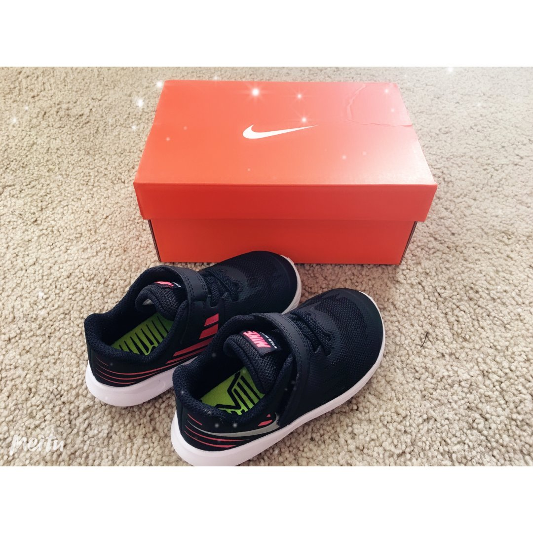 黑五战利品——耐克男童鞋