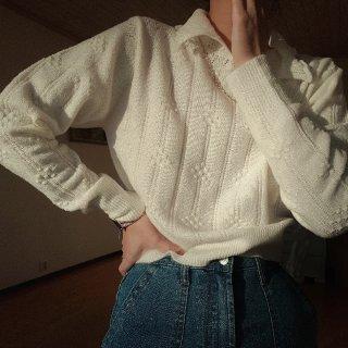 OOTD 🍁 毛绒绒的毛衣季节...