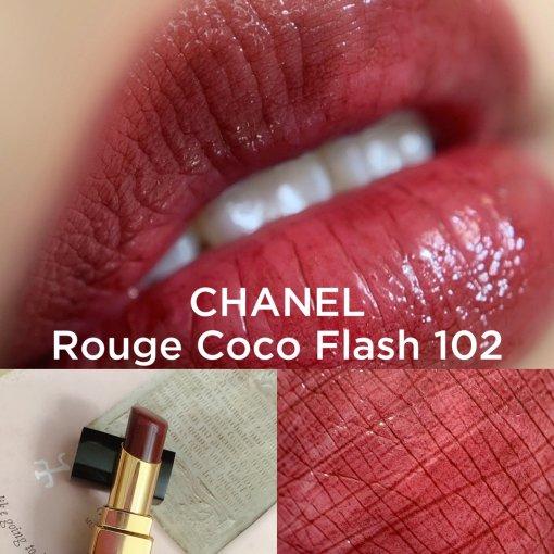 一大波Chanel Coco Flash试色❤️