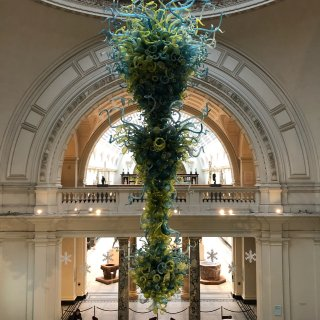 伦敦博物馆|V&A真的超级棒...