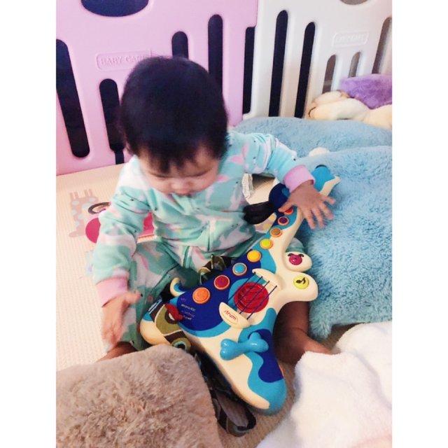 糯米团子·B Toy吉他