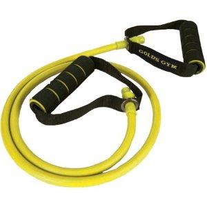 Gold's Gym Long Resistance Tube, Medium Resistance - Walmart.com