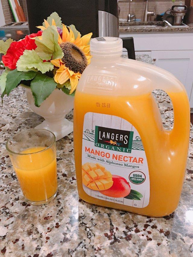 超好喝的芒果汁🥭
